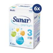 Sunar Premium 3 600g - balenie 6 ks