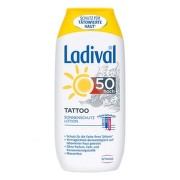 LADIVAL Tatoo SPF50 mlieko na opaľovanie 200 ml