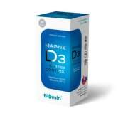 BIOMIN Magne D3 stress control 60 kapsúl