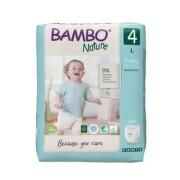 BAMBO Pants 4 plienkové navliekacie nohavičky 20 kusov