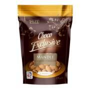POEX Mandle v mliečnej čokoláde a škorici 175 g