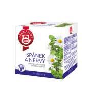 TEEKANNE Bylinný čaj spánok a nervy 10 x 2 g