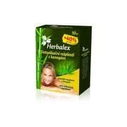 HERBALEX Detoxikačné náplasti s konopou 10 + 4 kusy ZADARMO