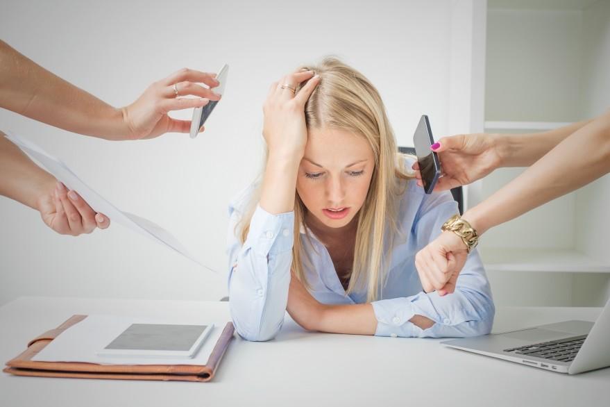 stres v praci